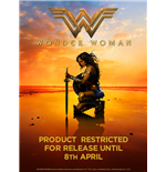 T-shirt Wonder Woman Movie - Main Logo