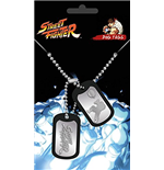Plaques Militaires Street Fighter  255254