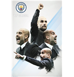 Poster Manchester City FC 255290