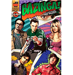 Poster Big Bang Theory - Comic