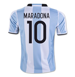 Maillot Argentine Football 2016-2017 Home
