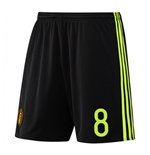 Short Belgique Football 2016-2017 Home