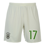 Short Allemagne Football 2016-2017 Away