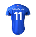 Maillot Islande Football 2016-2017 Home