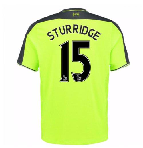 Maillot THIRD Liverpool Daniel Sturridge