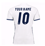 Maillot Real Madrid Home 2016-2017 (Votre Nom)