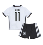 Maillot Allemagne Football 2016-2017 Home