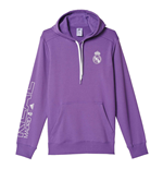 Sweat-shirt Real Madrid 2016-2017 (Violet)
