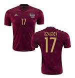 Maillot Russie Football 2016-2017 Home