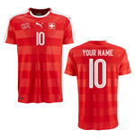 Maillot Suisse Football 2016-2017 Home
