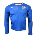 Maillot Manches Longues Rangers Football Club 2016-2017 Home