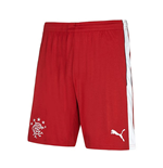 Short Rangers Football Club 2016-2017 Away (Rouge)