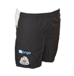 Short Newcastle United 2016-2017 (Noir)