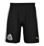 Short Newcastle United 2016-2017 Home (Noir)