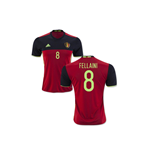 Maillot Belgique Football 2016-2017 Home