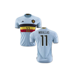 Maillot Belgique Football 2016-2017 Away