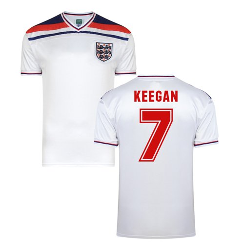Memorabilia Angleterre Football Home