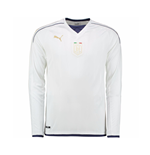 Maillot Manches Longues Italie Football Away