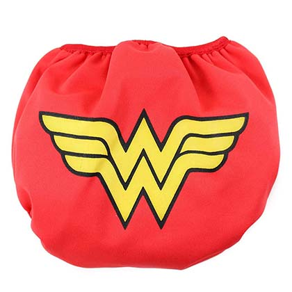 Couche de Bain Wonder Woman
