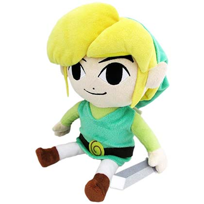 Peluche The Legend of Zelda