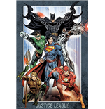 Poster Justice League 258174