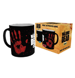 Tasse The Walking Dead Thermosensible - Hands