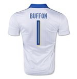 Maillot Italie Football 2015-2016 Away