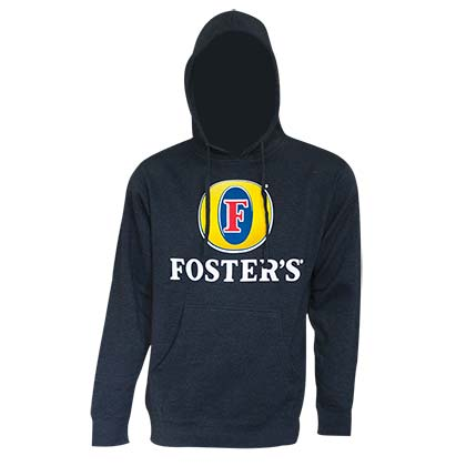 Sweat à Capuche Foster's Beer Logo