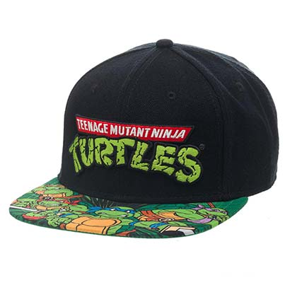 Chapeau Tortues ninja