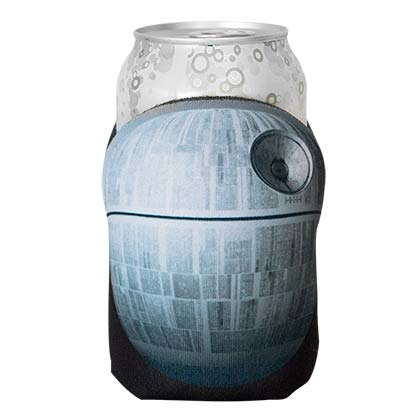 Koozie Isolant pour Canette Star Wars - Death Star