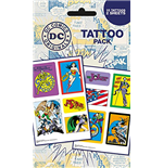 Tatouage Superheroes DC Comics 258915