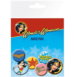 Épinglette Wonder Woman 258924