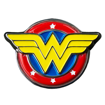 Épinglette Wonder Woman - Logo