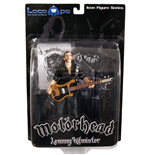 Motörhead figurine Lemmy Kilmister Black Pick Guard Guitar 16 cm
