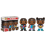 WWE Wrestling pack 3 figurines POP! Vinyl The New Day Booty O'S 9 cm