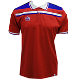 Polo Angleterre Football (Rouge)