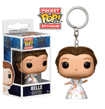 La Belle et la Bête porte-clés Pocket POP! Vinyl Celebration Belle 4 cm