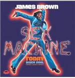 Vinyle James Brown - Sex Machine Today