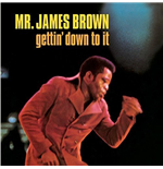 Vinyle James Brown - Gettin Down To It