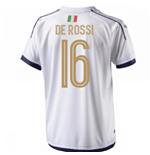 Maillot de Football Italie Tribute Away 2006 (De Rossi 16) - Enfants