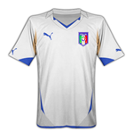 Maillot Italie Football 2010-2011 Away