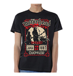 T-shirt Motorhead pour homme - Design: Loud in Osaka