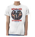 T-shirt Mötley Crüe: Every Mothers Nightmare