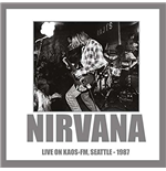 Vinyle Nirvana - Live On Kaos-Fm Seattle 1987 (Picture Disc)