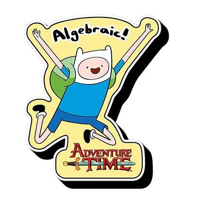 Aimant Adventure Time
