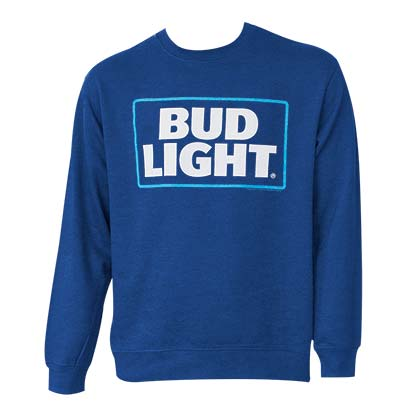 Sweat-shirt Bud Light pour homme