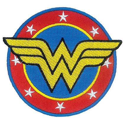 Patch Wonder Woman