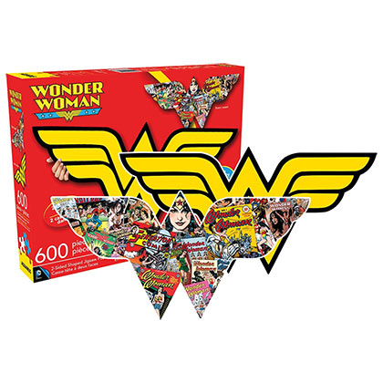 Puzzle Double Face Wonder Woman