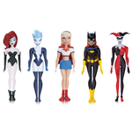 The New Batman Adventures pack figurines Girls Night Out 14 cm