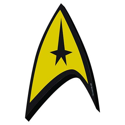 Aimant Star Trek